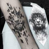Löwen Tattoo – Tolle Ideen für Frauen und Männer finden Sie hier!