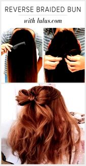 ▷ Over 1001 ideas on how to create effective updos yourself – #effective #create #upstyles #ideas