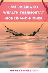 I Am Elevating My Wealth Thermostat | Cash Mantra | Ladies Entrepreneur | Wealthy Mindset| Abundance, LOA