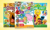 1-Year, 6-Issue Children's-Magazine Subscription. Multiple Titles Available