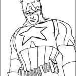 Captain America Coloring Pages Captain America Coloring Pages Superhero Coloring Pages Avengers Coloring Pages
