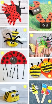 The Epic Assortment Of Spring Crafts For Children – All The Greatest Artwork Tasks & Actions To Have fun The Season