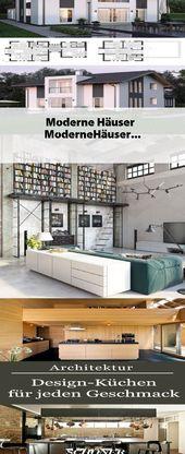 Moderne Häuser   #ModerneHäuser