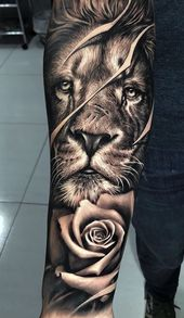 Men's forearm tattoo – various patterns and styles!