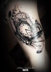 Uhr Tätowierung – Rop69 – Tägliches Pin Blog
