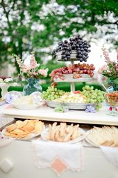 Garden Party Ideas for Your Lovely Wedding Party