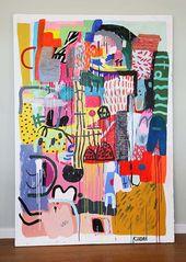 Illustrator Shortcuts  Kindah Khalidy is a California-based painter and textile designer whose fine art...
