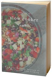 100 Days of Slow Cooker Summer E-Book