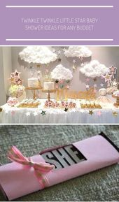 This is a great theme for a girl, boy, neutral or gender reveal baby shower. Cli… – baby-shower
