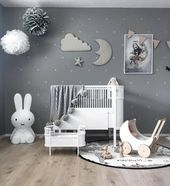 18 süße Babyzimmer Ideen