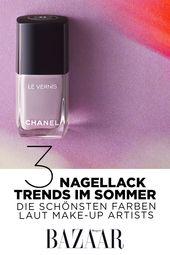 Nagellack-Trends: Diese Farben sind im Sommer 2019 angesagt