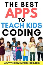 Are you looking for the best apps to learn coding? Here is our list of awesome educational apps that will teach your kids to code. It's easy to get st…