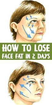 How to Lose Face Fat in 2 days (7 Proven Exercises and Home remedies) – Fashion Is My Petition – Healthy Ideas
