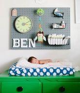 60cm Grau Gross Kinderzimmer Lochplatte Pegboard Ideas Pegboard Ideas Art Pegboard Ideas Bathroom Pegboar In 2020 Kinderzimmer Kinder Zimmer Kinderzimmer Dekor