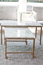 35+ ideas for diy table top marble