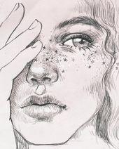 ti vedo, ti attraverso ma non ti capisco ⚡️ #drawing #sketch #disegno #daily…