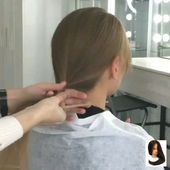 #cute Hairstyle #Amazing #HairstylesTutorial Amazing Hairstyle Tutorial Sweet hairstyle tutorial you can try at home!