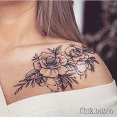 Etiqueta a alguien que ama los tatuajes 😍 ———————————————…   – TATTOO