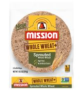 Whole Wheat Sprouted Whole Wheat Tortilla Wraps Mission Foods Tortilla Wraps Whole Wheat Tortillas Wheat Tortillas