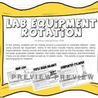 Lab Equipment Station Rotation
