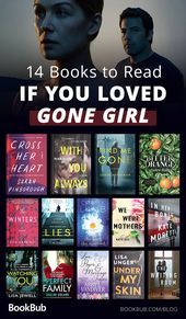 14 Psychological Thrillers That Could Be The Next 'Gone Girl' – Mystery & Thriller Books