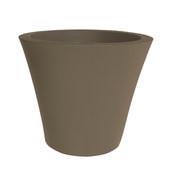Photo of Round vase CRATERE Polietilen + Sizes / Colors