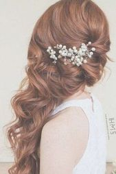 RX_1901_Wedding Hairstyles for Long Hair_Side-Swept Down Style