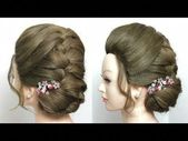 Prom Updo Tutorial. Wedding Hairstyles For Long Medium Hair  YouTube #promhairu