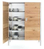 Freestanding Pantry Plans Stylish Freestanding Pantry Cabinet Modern Pantry Inspirati In 2020 Modern Pantry Pantry Cabinet Free Standing Free Standing Kitchen Cabinets