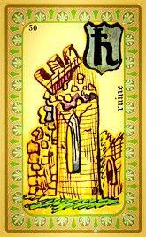 Belline Signification Des Cartes 41 A 52 Cartes Belline Et