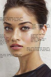 Grundlegende Beauty-Tipps für das ganze Gesicht. Werde ich das jemals benutzen? Wahrscheinlich nicht, aber ich … – Beauty