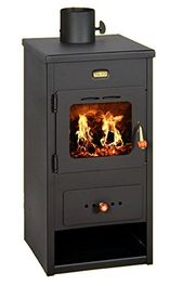 Wood Burning Stove Fireplace Log Burner Multi Fuel…