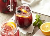10 Fresh and Fruity Sangrias That'll Make You Glad It's Hot