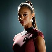 Nyota Uhura is listed (or ranked) 9 on the list The Most Beautiful Women to Appear on Star Trek