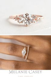 Diamond snow drift ring, 0.7 ct – myoyun.org/de