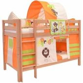 Reduced children's high beds