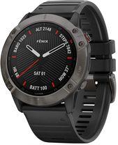 Garmin Fenix 6X Black Silicone Strap Smart Watch 42mm & Reviews – Watches – Jewelry & Watches – Macy's