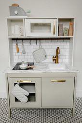 68 Great IKEA Hacks For Your Kitchen 68 großartige IKEA-Hacks für Ihre Küche … – Sonstiges