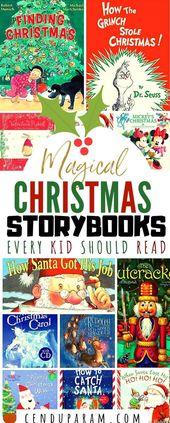 Kurze Weihnachtsgeschichten Perfekt für Kinder Schlafenszeit – This Christmas…