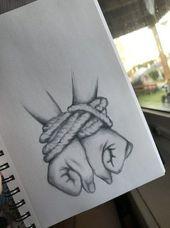 #zeichnungen #traurig #drawing #desenho #pencil #ideas –