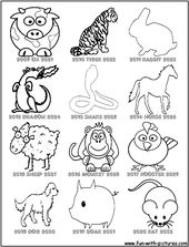 Incredible Printable Chinese Zodiac Sign Worksheet New Year Coloring Pages Chinese New Year Zodiac Flag Coloring Pages