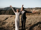 This Sacred Mountain Julian Wedding was Filled with Joy and Wild Northern California Vibes
