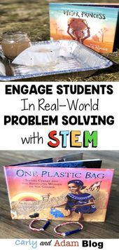 Involve the students in real problem solving with STEM – #Bind #die