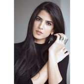 Portrait By Piahaddad Arab Celebrities Arab Beauty Beautiful Bollywood Actress