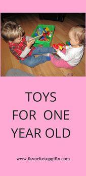 Beste Geschenke und Spielzeug für 1-jährige Mädchen