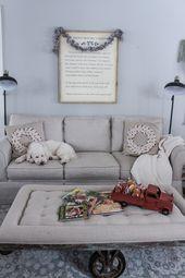 Photo of Klassisches Weihnachtswohnzimmer – Aratari zu Hause