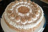 Sahnige Giotto Torte – Backen