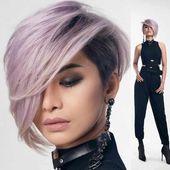 Neue Kurzhaarschnitte von Pixie And Bob für Damen - Moderne Frisuren 2019-2020 #bobhaircut