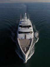 Luxury Yacht of the Week: Grace E