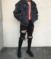 Stunning edgy mens fashion. 81542 #edgymensfashion #MensFashionSmart – #81542 #e… – Styling